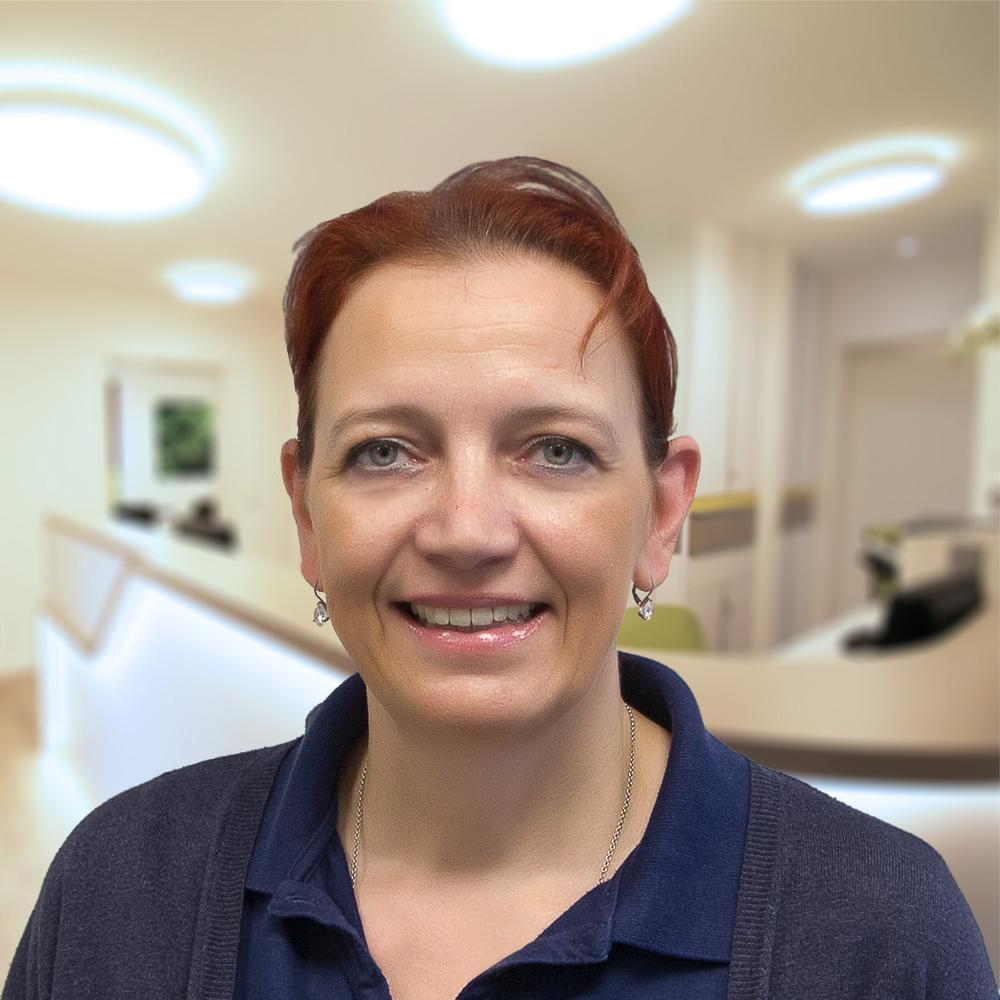 Assistenzärztin Sabine Kohl